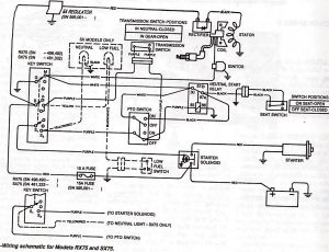 John Deere L110 Wiring Diagram - John Deere L110 Wiring Diagram Lovely Amazing John Deere 650 Wiring John Deere Ignition Switch 10i