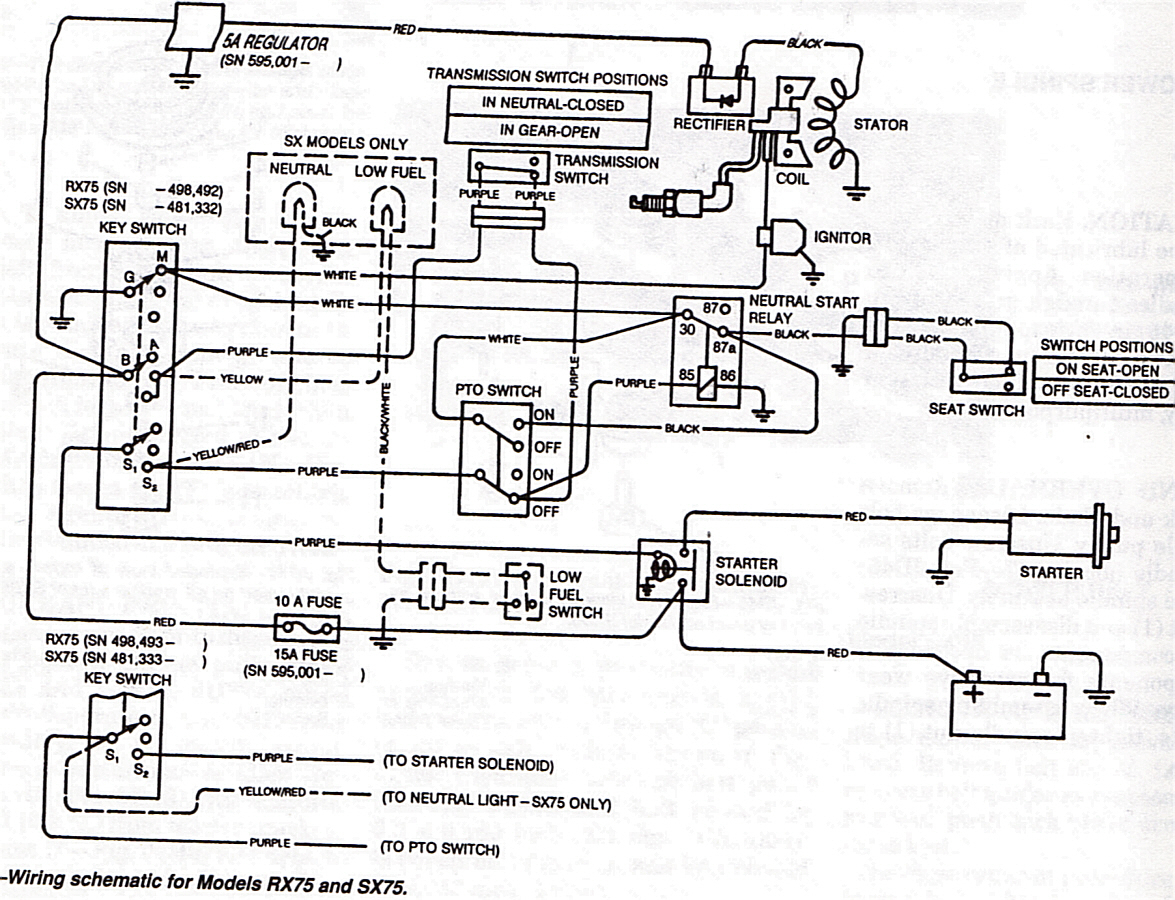 Get John Deere L110 Wiring Diagram Download