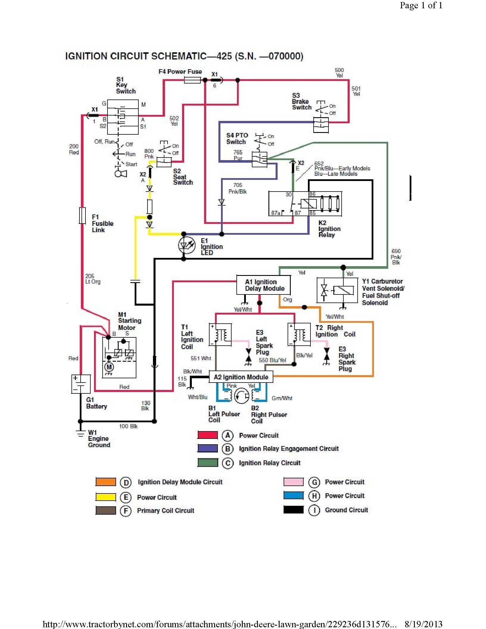 John Deere D Wiring Diagram | Wiring Diagrams