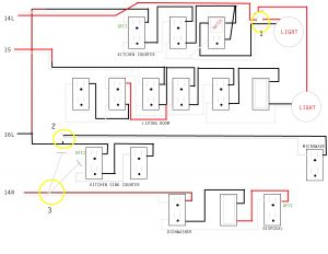 Kitchen Electrical Wiring Diagram - Wiring Diagram for Under Cabinet Lighting Inspirationa How to Wire Under Cabinet Lighting Diagram Best Kitchen 17h