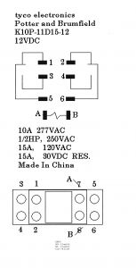 Krpa 11ag 120 Wiring Diagram - Tyco Relay Wiring Diagram Save Krpa 11ag 120 Wiring Diagram 1p