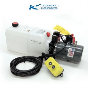 Kti Hydraulic Pump Wiring Diagram - Kti Hydraulic Pump Wiring Diagram Awesome Quart 12v Kti Double Acting Hydraulic Pump 12n