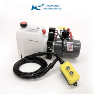Kti Hydraulic Pump Wiring Diagram - Kti Hydraulic Pump Wiring Diagram Fresh Quart 12v Kti Double Acting Hydraulic Pump 11d