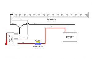 Led Flood Light Wiring Diagram - Led Flood Light Wiring Diagram Awesome Led Light Bar Wiring Diagram Rzr Wiring Diagram 20f