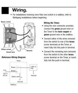 Legrand Paddle Switch Wiring Diagram - Lutron Maestro Countdown Timer Wiring 14a