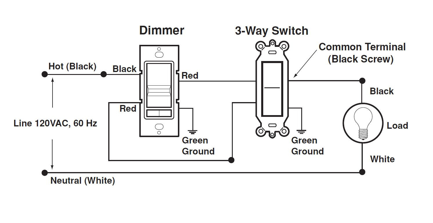 leviton 3 way dimmer switch wiring diagram sample. Black Bedroom Furniture Sets. Home Design Ideas