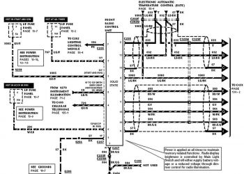 Lincoln town Car Wiring Diagram - 2003 Lincoln town Car Wiring Diagram 2003 Circuit Diagrams Wire Rh Linxglobal Co 1979 Lincoln town 18s