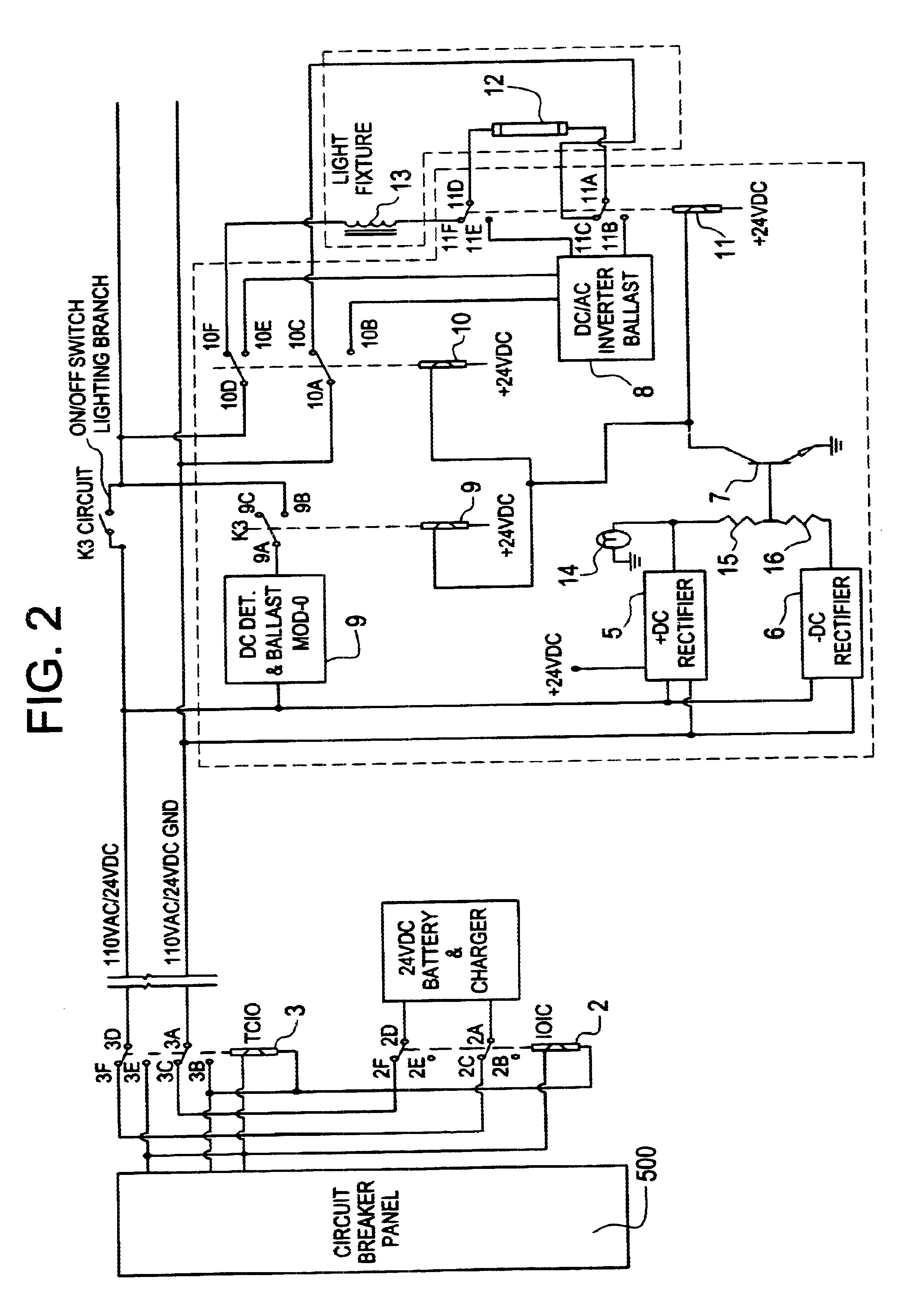 lithonia emergency ballast wiring diagram Collection-Wiring Diagram for Emergency Lighting Refrence Emergency Lighting Wiring Diagram 2-t