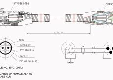 Lpv 60 12 Wiring Diagram - Further Dmx Xlr Cable Wiring Diagram On Speakon Cable Wiring Diagram Rh Moffmall Co 3h