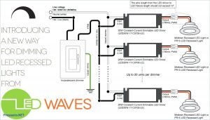Lutron Led Dimmer Wiring Diagram - Lutron 3 Way Led Dimmer Wiring Diagram Download Lutron Diva Dimmer Wiring Diagram New 0 18f