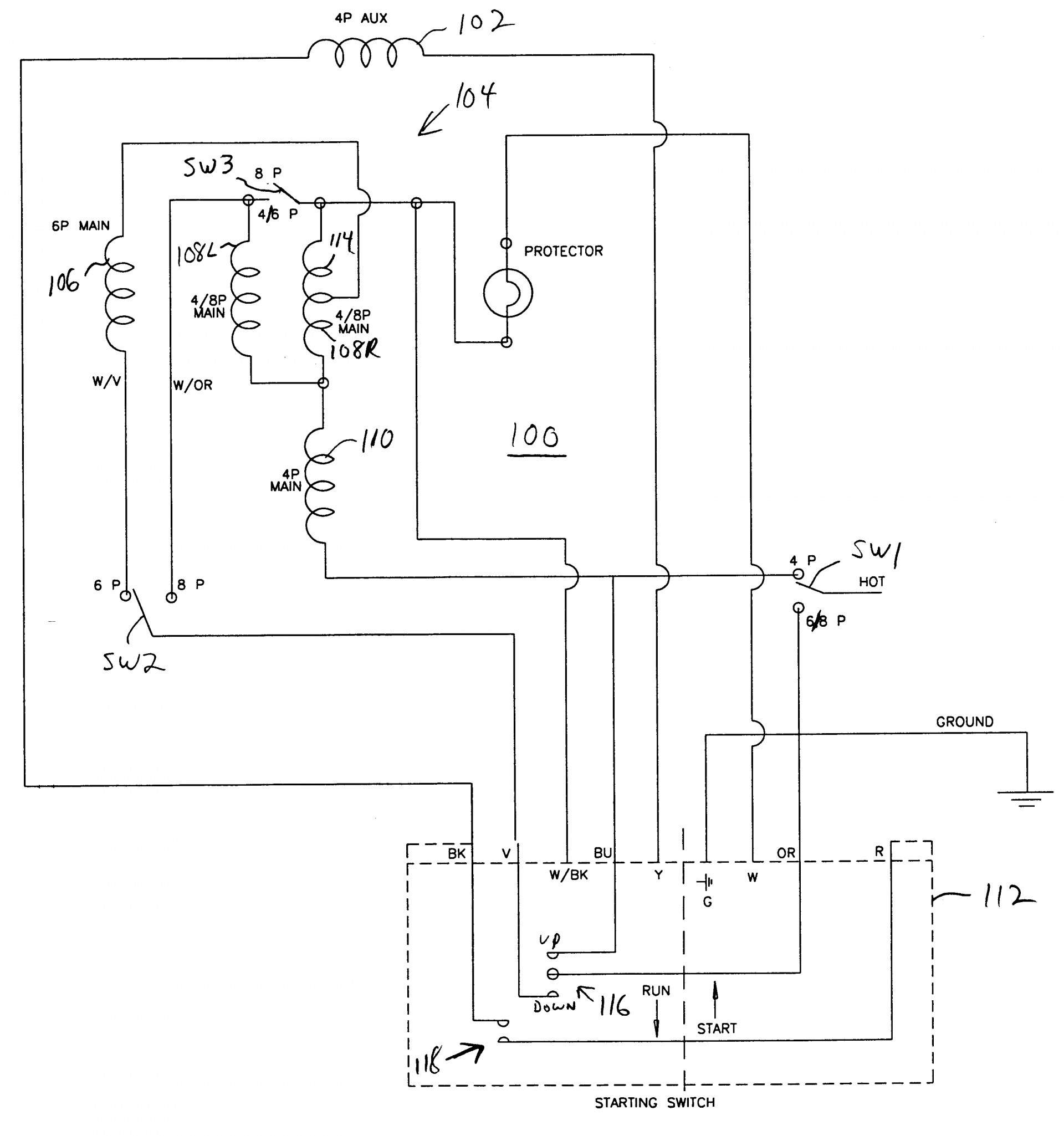 magnetek 6409 wiring diagram Download-Magnetek Motor Wiring Diagram Electrical Drawing Wiring Diagram • 18-p