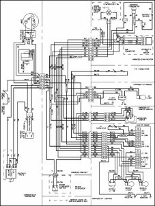 Maytag Refrigerator Wiring Diagram - Car Wiring Diagram 1927 Buick for Mitsubishi within Amana Refrigerator 11l