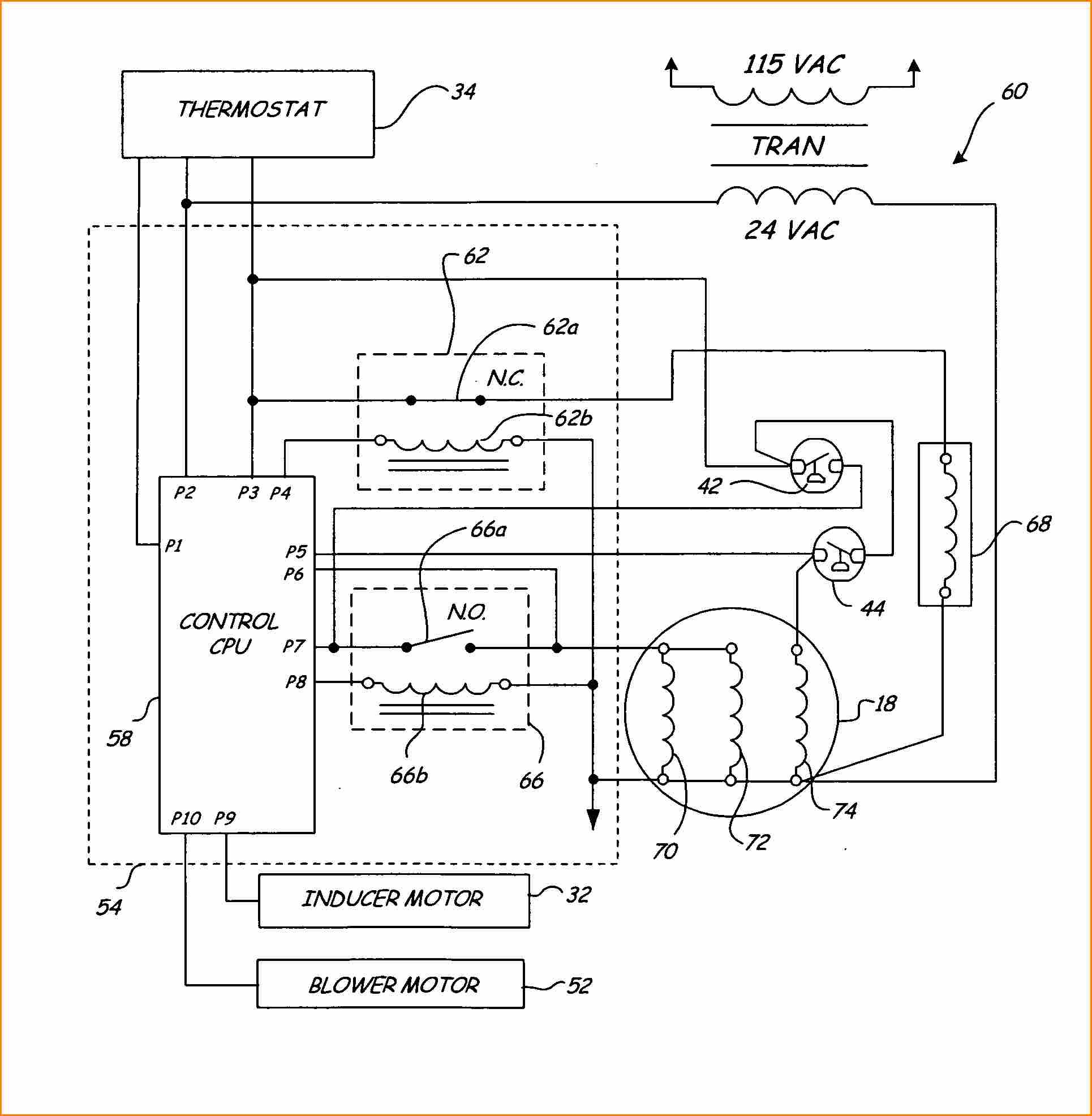 Armstrong Gas Heater Wiring Diagram