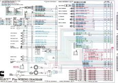 N14 Celect Wiring Diagram - Cummins N14 Celect Plus Wiring Diagram to 100 Ideas Diagrams isx 40 N14 Celect Wiring 4b