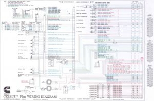 N14 Celect Wiring Diagram - Cummins N14 Wiring Schematic Dolgular and Celect Diagram Rh Kanri Info 19q