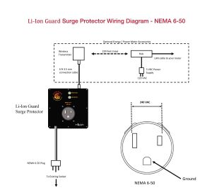 Nema 6 15r Wiring Diagram - Nema 14 50r Wiring Diagram to Printable 50 with for Outlet and 50r Cool 6 13g