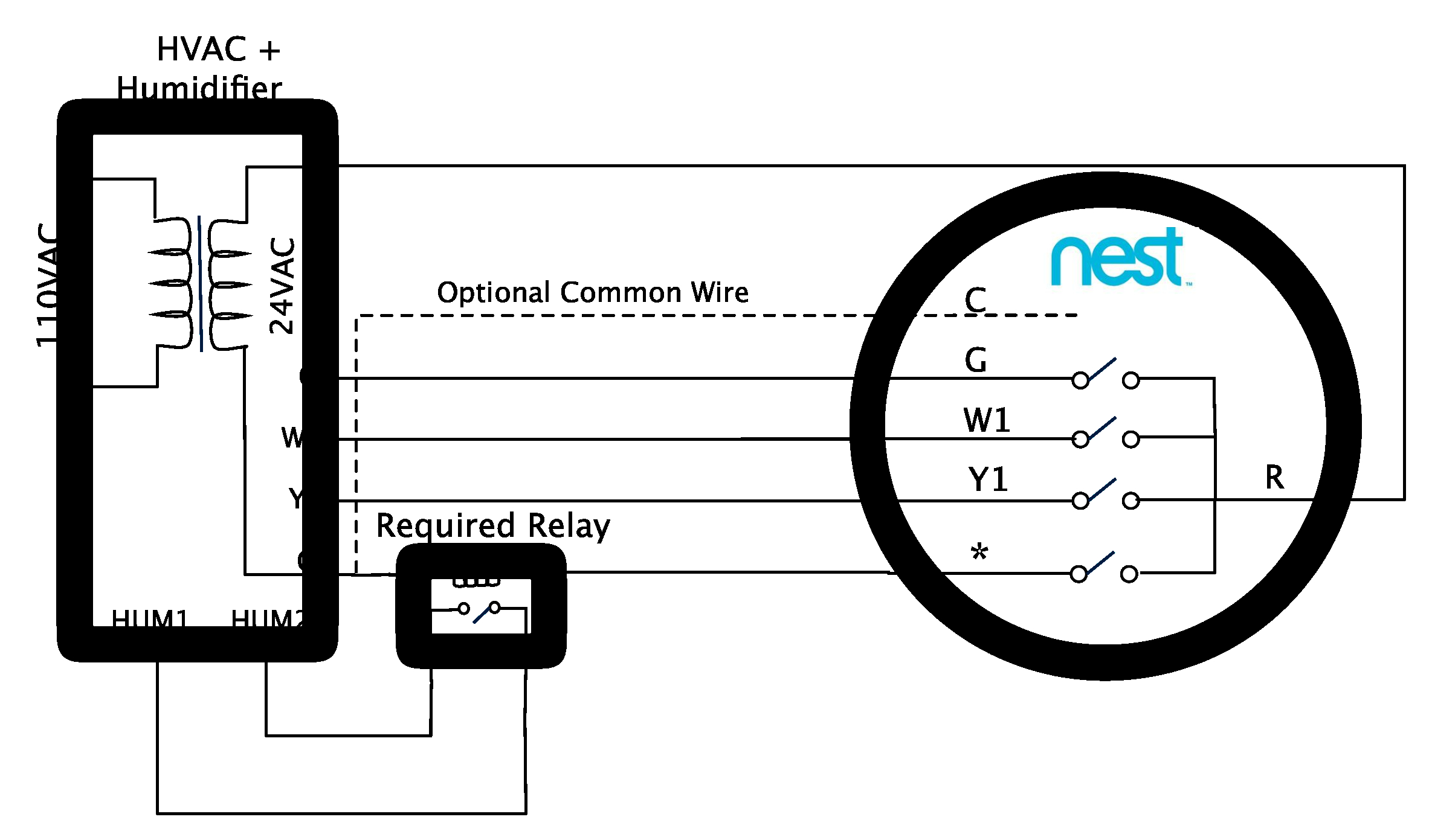 Collection Of Nest Thermostat 3rd Generation Wiring Diagram Download