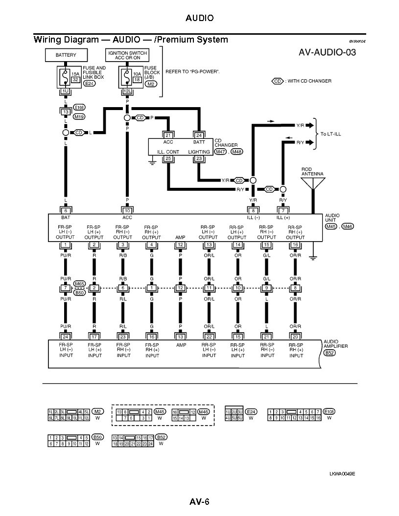 35 Rockford Fosgate P3001 Wiring Diagram