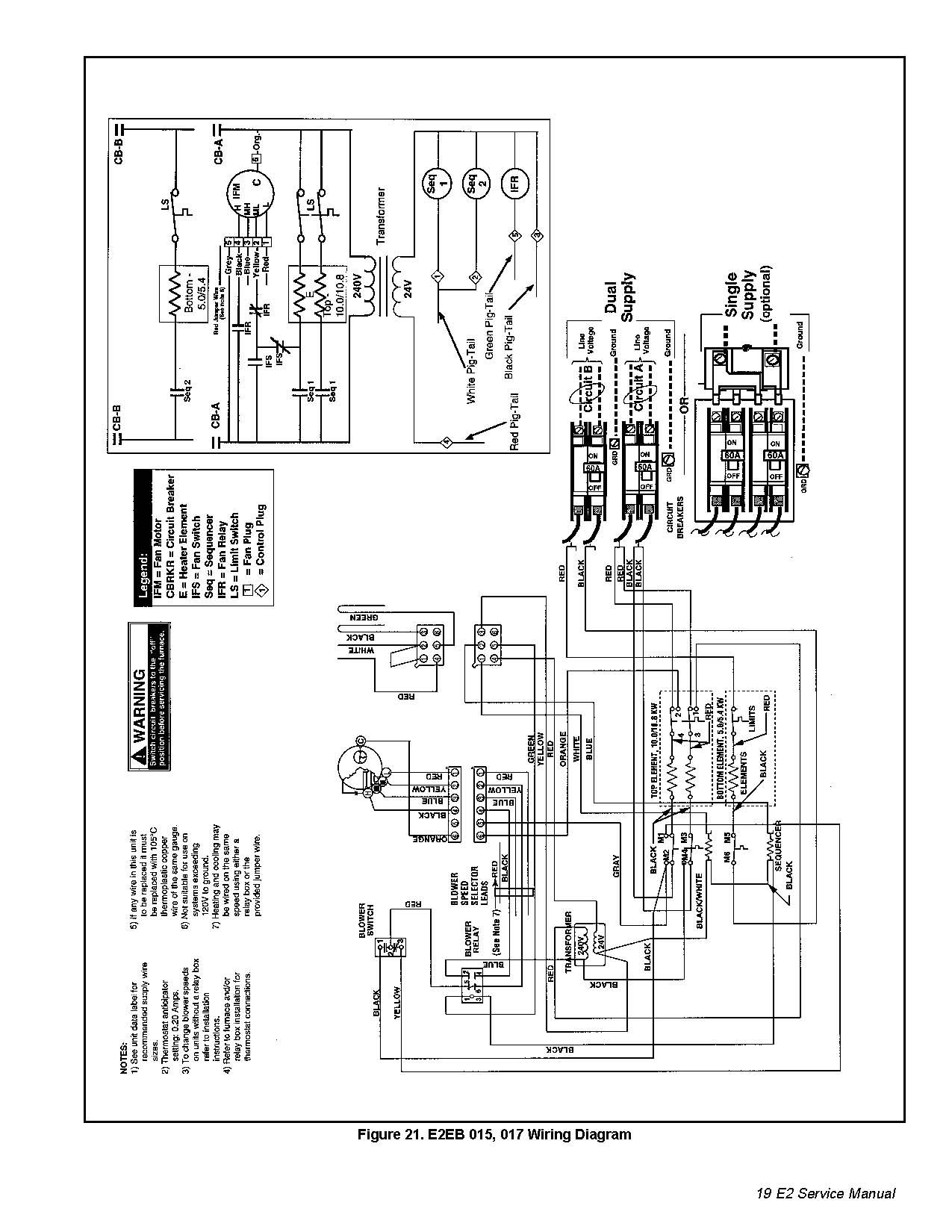 Gallery Of Nordyne Ac Wiring Diagram Download