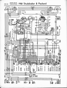 Old Air Products Wiring Diagram - 1958 Studebaker and Packard Golden Hawk Packard Hawk 7g