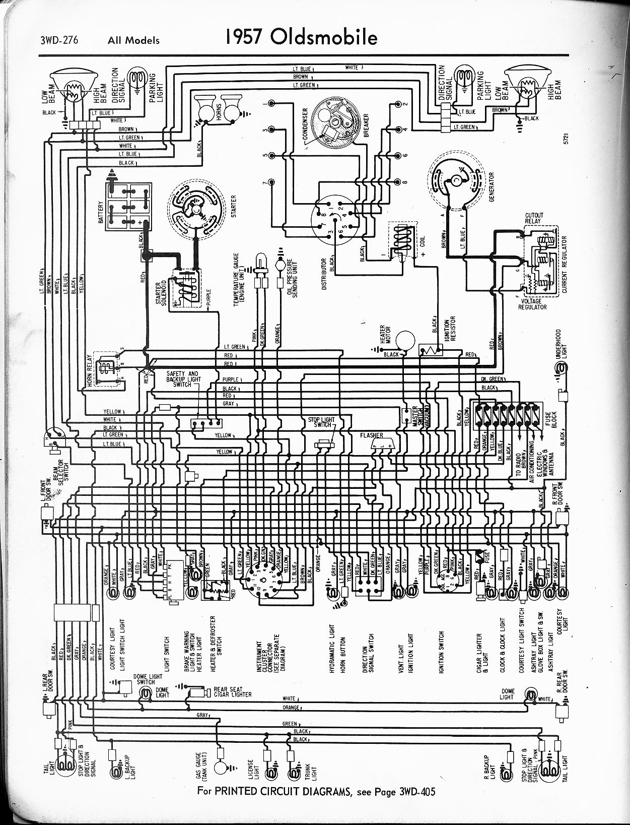 old air products wiring diagram Download-Oldsmobile wiring diagrams 9-l