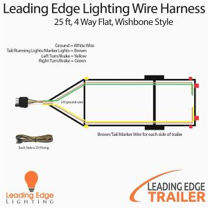 Optronics Trailer Light Wiring Diagram - Utility Trailer Lights Wiring Diagram Likewise Oval Trailer Tail Rh 107 191 48 167 8f