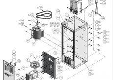 Osco Gate Operator Wiring Diagram - Doorking Arm Barrier Operator Parts 1602 1c