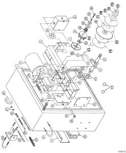 Osco Gate Operator Wiring Diagram - Osco Slide Gate Opener Parts Vs Gslg 9h