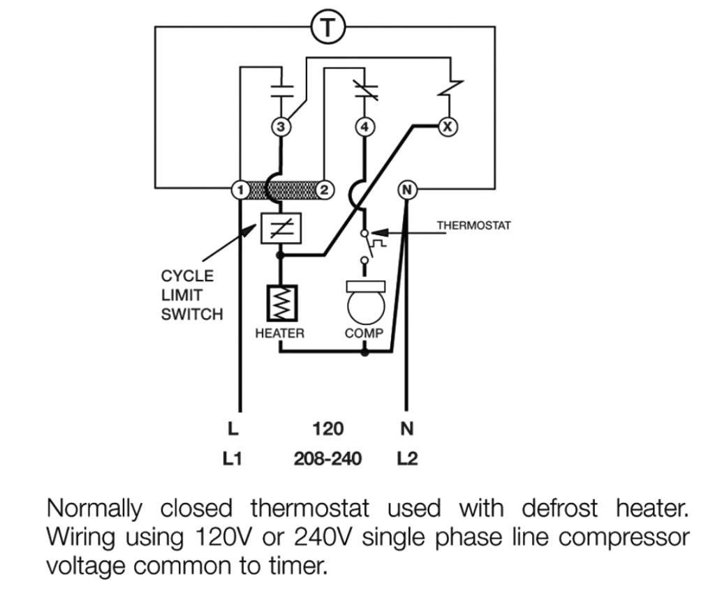 paragon 8145 00 wiring diagram Collection-paragon defrost timer wiring furthermore paragon defrost timer 8145 rh beinclover co 20-f