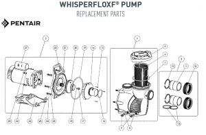 Pentair Superflo Pump Wiring Diagram - View Full Size 6i