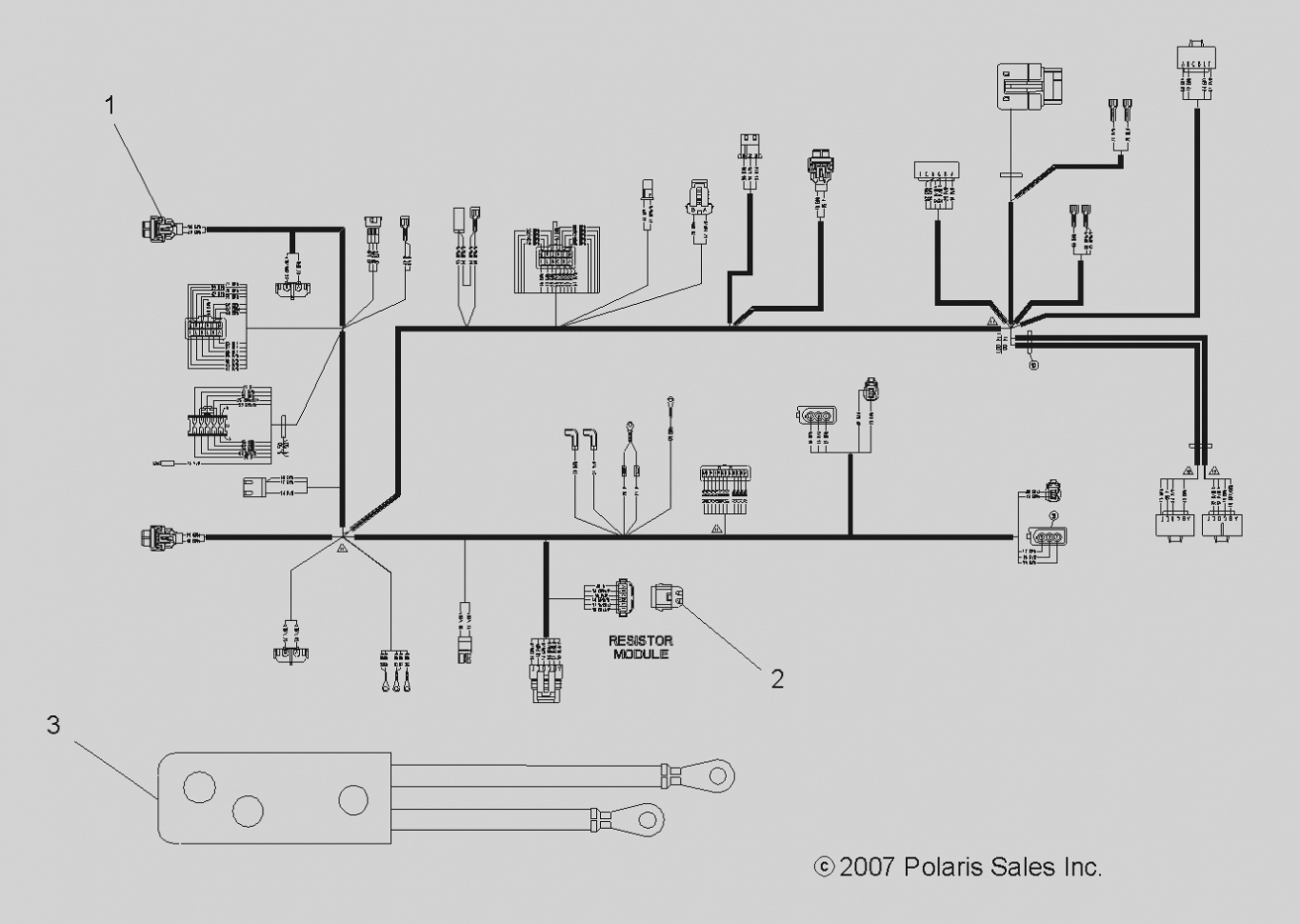 collection of polaris rzr wiring diagram download