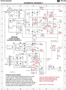 Polk Audio Subwoofer Wiring Diagram - Jbl Sp2 13q
