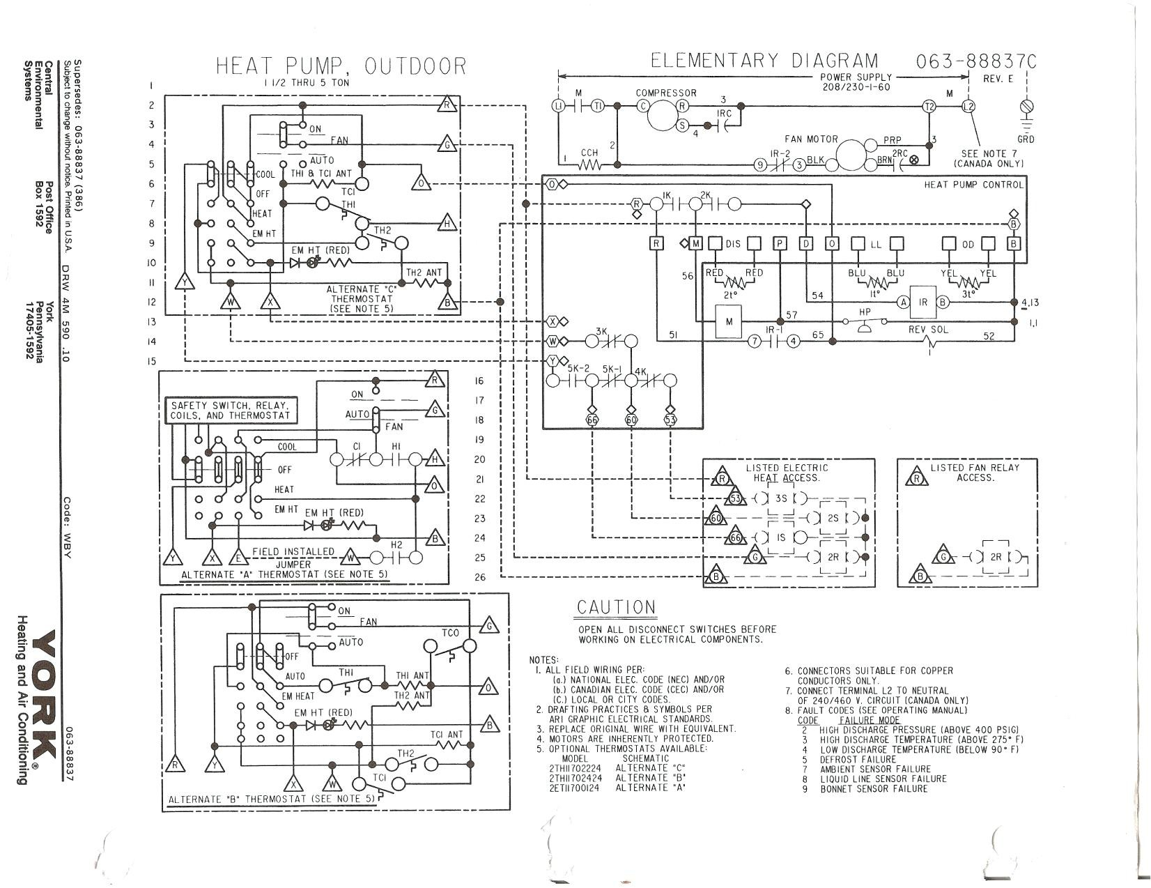Gallery Of Pool Heat Pump Wiring Diagram Sample