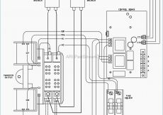 Portable Generator Transfer Switch Wiring Diagram - whole House Transfer Switch Wiring Diagram Beautiful Generator Manual Transfer Switch Wiring Diagram 11h