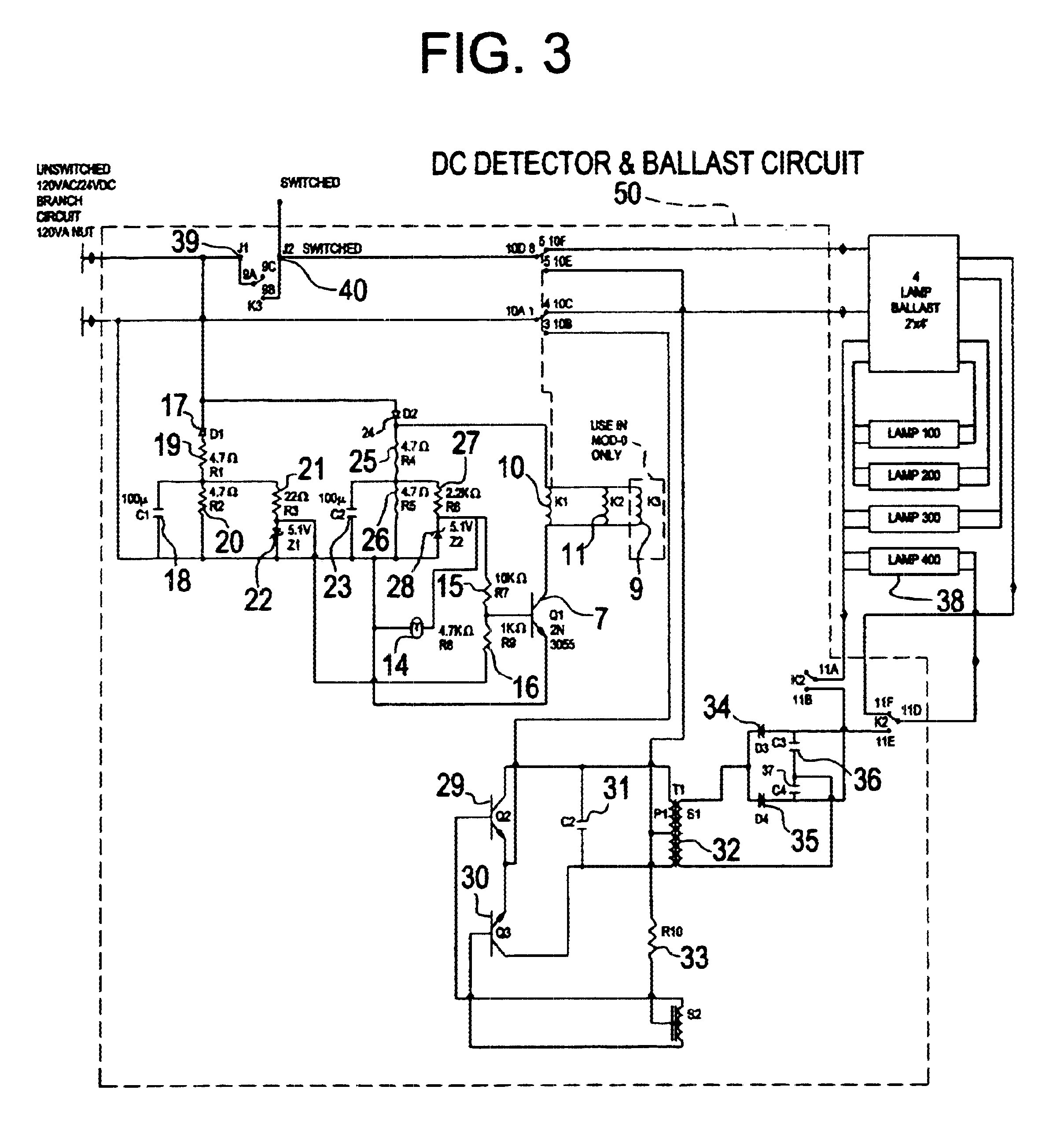 Gallery Of Power Sentry    Emergency       Ballast       Wiring       Diagram