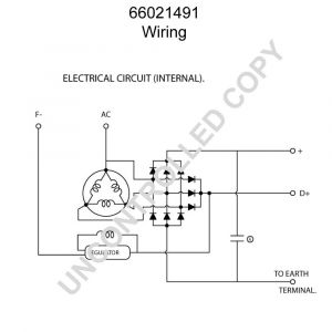 Prestolite Alternator Wiring Diagram Marine - Wiring Diagram 13b