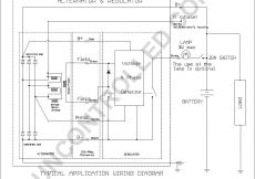 Prestolite Leece Neville Alternators Wiring Diagram - Mda2932 Wiring Diagram 6s