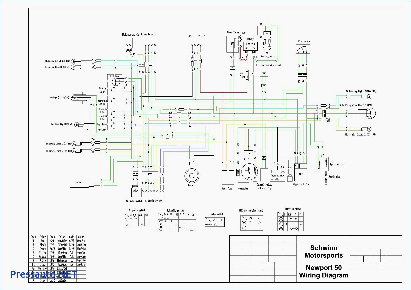 Pride Victory Scooter Wiring Diagram Download