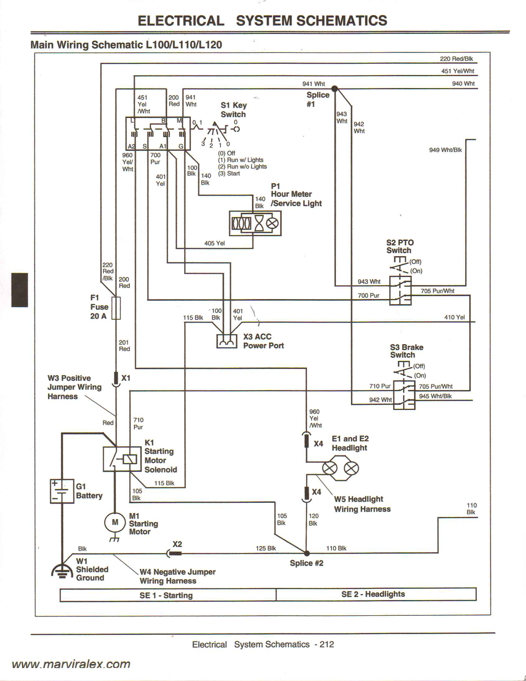 john deere 314 wiring harness diagram wiring diagram completed John Deere 318 Wiring Harness