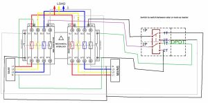 Reliance Generator Transfer Switch Wiring Diagram - Reliance Generator Transfer Switch Wiring Diagram Beautiful Reliance Generator Transfer Switch Wiring Diagram Generac 13j