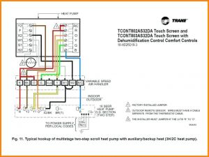 Rheem 41 20804 15 thermostat Wiring Diagram - Ruud Package Unit Heat Pump Wire Diagrams Example Electrical Rh Cranejapan Co 5 Wire thermostat Wiring Heat Pump thermostat Wiring Code 10d