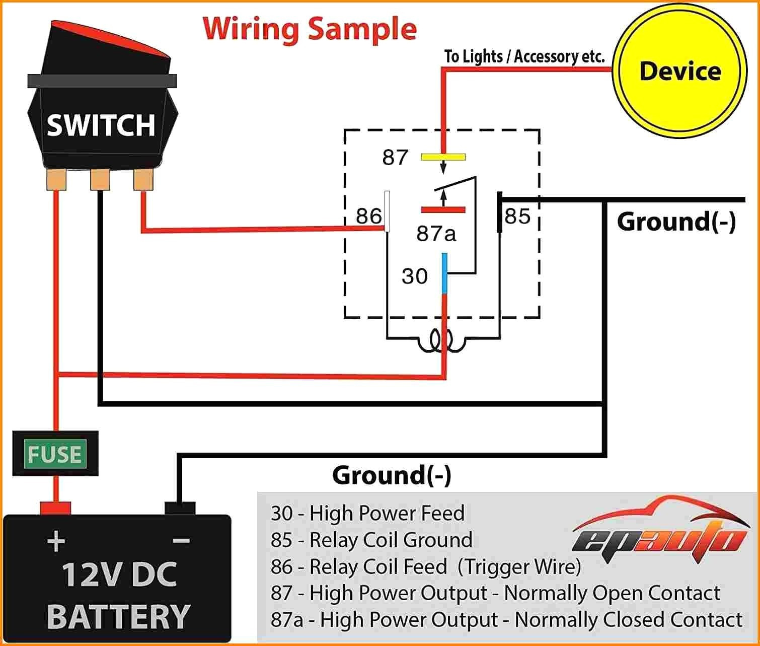 Rib Relay In A Box Wiring Diagram Sample
