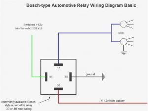 Ribu1c Wiring Diagram - Ribu1c Wiring Diagram Best fortable Standard Relay Wiring Diagram Inspiration 1c
