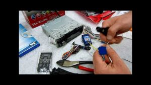 Rp5 Gm11 Wiring Diagram - How to Wire Up and Prep A New Radio Dash Kit Harness and Steering Wheel Adapter 15a