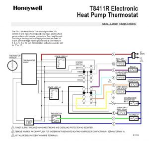 Ruud Wiring Diagram - Ruud Heat Pump thermostat Wiring Diagram Gas Pack T Stat Wiring Diagram Heat Pumps Wire 4m