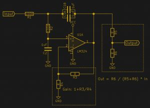 Rv4naysd103a Wiring Diagram - Electronics Audio Low Pass Filter How to Don T Fear the Filter Lowpass Edition On Hackaday Don T Fear the Filter Lowpass Edition 5c