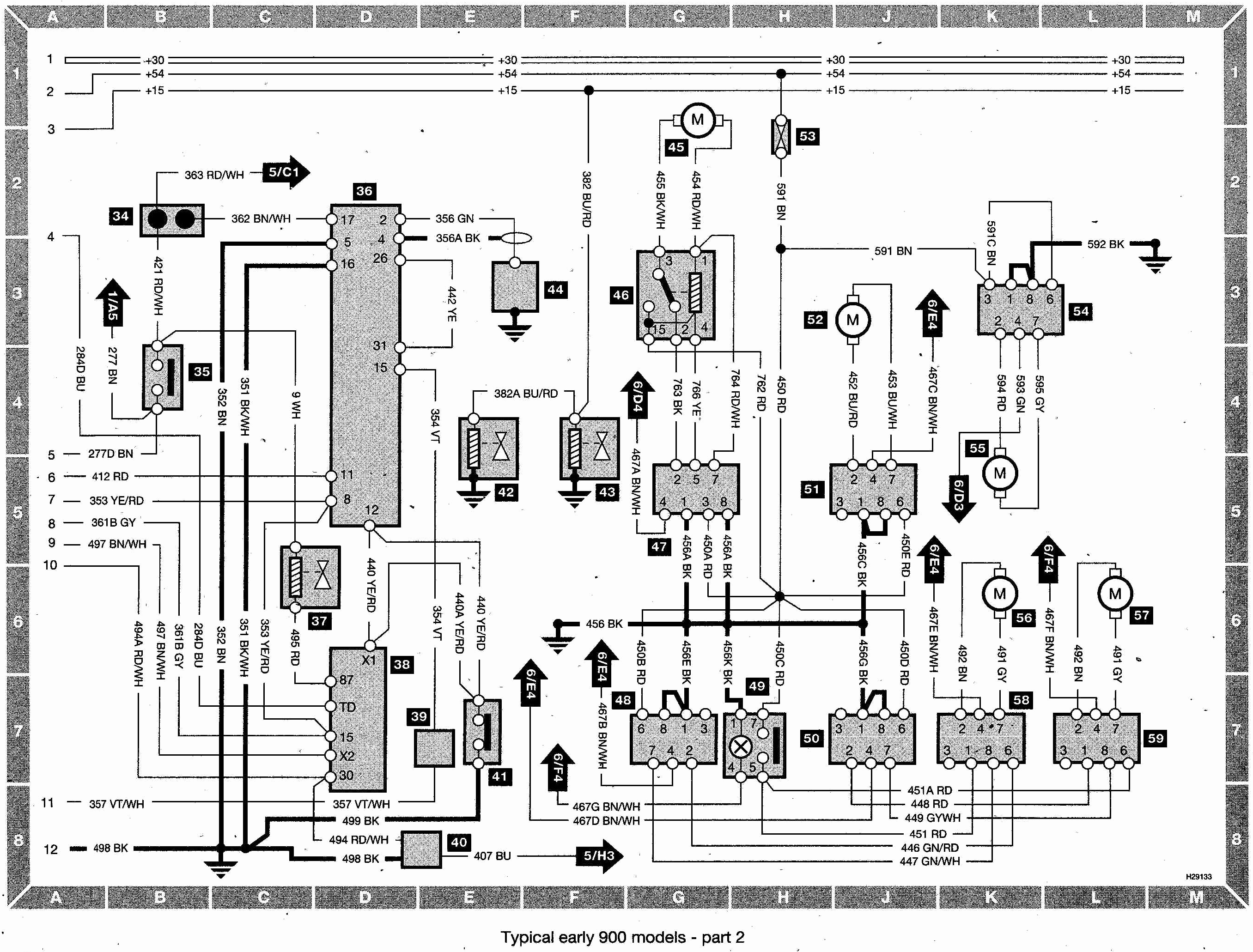 Awe Inspiring Saab Engine Mounts Diagram Basic Electronics Wiring Diagram Wiring 101 Akebwellnesstrialsorg