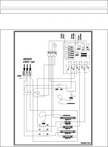 Sauna Heater Wiring Diagram - Sauna Heater Wiring Diagram Installation & Operation Instructions 7a