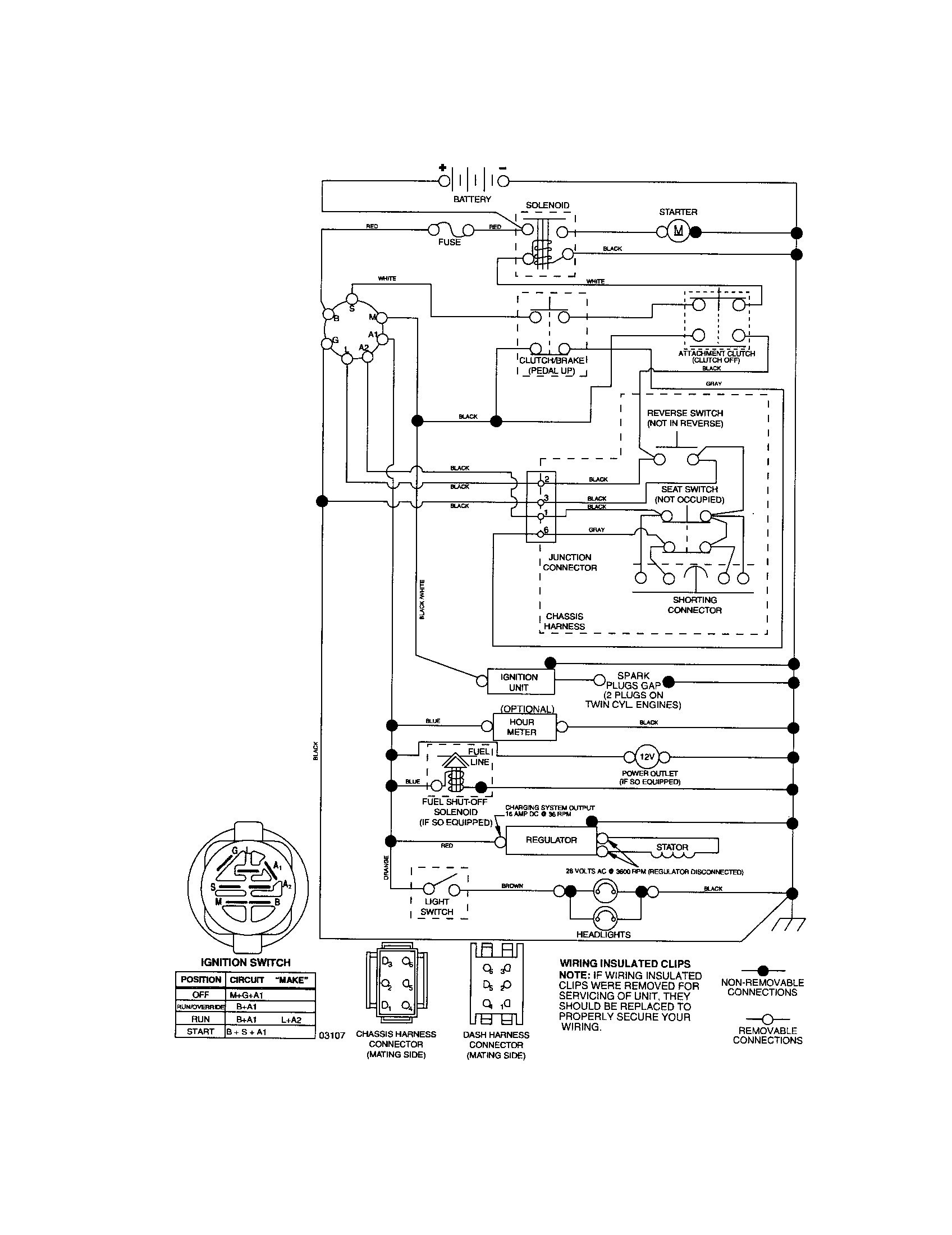 sears lawn tractor wiring diagram Download-Wiring Diagram for Yardman Riding Mower Fresh Craftsman Riding Mower Wiring Diagram 15-d