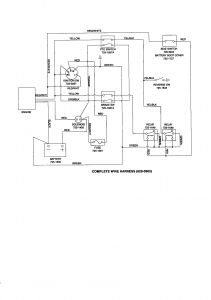 Sears Lawn Tractor Wiring Diagram - Wiring Diagram Yard Machine Lawn Tractor 2018 Wiring Diagram for Yardman Riding Mower Inspirationa Craftsman 10m